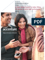 Accenture Research Mobile Value Add India