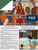 HOJITA EVANGELIO NIÑOS DOMINGO VII TO C 19 COLOR
