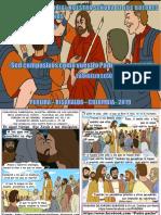 HOJITA EVANGELIO NIÑOS DOMINGO VII TO C 19 SERIE