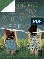 Pretend She's Here Excerpt