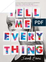 Tell Me Everything Excerpt