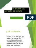GÉNERO Presentacion Romy Garcia