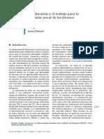 La educación y el trabajo para la inclusión social de los jóvenes.pdf