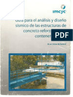 GUIA PARA EL ANALISIS Y DISEÑO SISMICO DE LAS ESTRUCTURAS DE CONCRETO REFORZADO PARA CONTENER LIQUIDOS.pdf