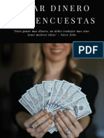 Ganando Dinero Llenando Encuestas en Línea