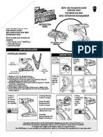 Air Hog Laser User Guide