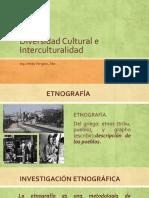 2.1 Investigación Etnográfica