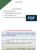 Procedura Bugetara