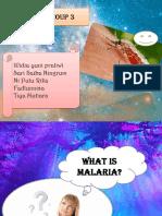 Malaria b Ing