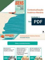 3 Contextualização Histórico-literária
