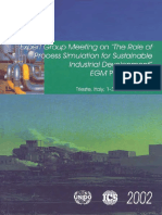 Process Simulation for Sustainable