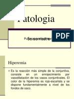 Patologiaa