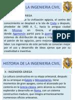 Historia de La Ingenieria Civil -Griegos