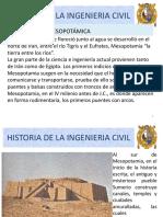 Historia de La Ingenieria Civil Mesopotamia