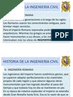 Historia de La Ingenieria Civil Clase Romana
