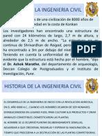 Historia de La Ingenieria Civil Semana3