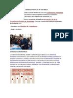 Derechos Politicos de Guatmala