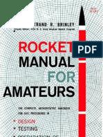 Rocket Manual for Amateurs - C