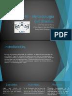 Diseño III – Metodología Del Diseño