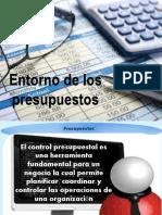 Material Para Control de Lectura Presupuestos