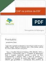 SOAP e a CIAP Na Pratica Da ESF