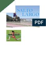 Atletismo y Carrera