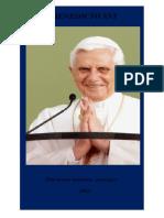 Papa Benedicto XVI - 2011