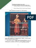 Trovadorismo Em Portugal (Geraldo) Adaptado