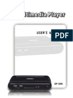 Zinwell ZP500 User Manual En