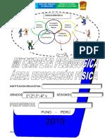 Carpeta Pedagogica 2019 Primaria