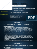 Pavimentos Arredondo, Contreras, Mauricio