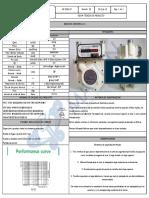 Ficha técnica medidor gas tipo diafragma