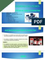 antibiotico de amplio  espectro.pptx
