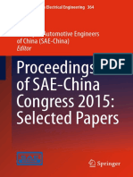 [Lecture Notes in Electrical Engineering 364] Society of Automotive Engineers of China (eds.) - Proceedings of SAE-China Congress 2015_ Selected Papers (2016, Springer Singapore).pdf