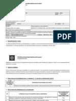 Outline Analisis Financiero 2019-01 Ivan Gonzalez