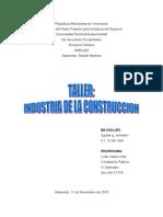 Taller Sobre Empresas de La Construccion