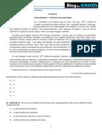 Álgebra Conjuntos Numéricos, Intervalos e Função Geratriz.