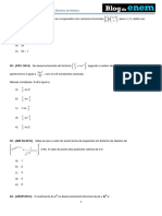 Álgebra Binômio de  Newton.pdf