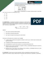 Álgebra Produto de Probabilidades e Probabilidade Condicional.