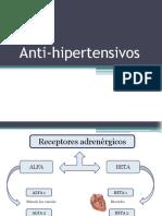 05 Anti Hipertensivos