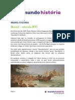 Brasil Século XVI