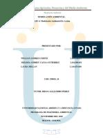 Fase 4 Modelacion Ambiental en Accion