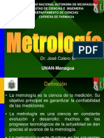 Tema 3 Metrología