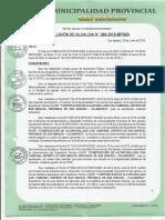 Resolucin de Alcaldia Municipal n 388-2018 - Mpsi - A