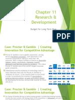 12. Research & Development