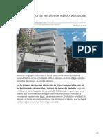 Un Recorrido Por Las Entrañas Del Edificio Mónaco de Pablo Escobar
