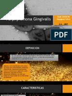 PORPHYROMONA GINGIVALIS