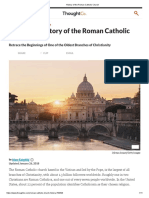 A Concise History of the Roman Catholic Church