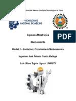 Portafolio Unidad 1 - Mantenimiento.docx