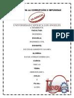 Hidrodinamica Investigacion Formativa